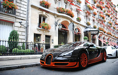 Bugatti Veyron SuperSport WRE [On Explore !] (BenjiAuto (Ratet B. Photographie)) Tags: world road plaza paris france cars sport hotel nikon ss uae gear r record autos 1855 edition bugatti luxury supercar koenigsegg qatar supercars veyron supersport pagani 55200 wre athne d3000 ratet worldcars hypercars agera