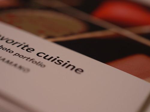 food photo portfolio