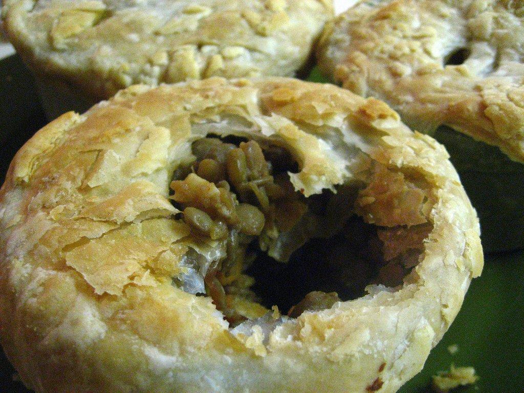 Lentil Pot Pie