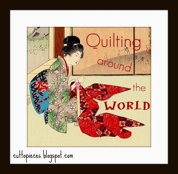quilting around the world
