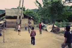 Laos - Mountain Villages (bonaudi) Tags: travel mountain mountains forest river waterfall rat asia vespa village hill whiskey diner clear southern waters southeast laos lao mekong gaston luang prabang bonaudi
