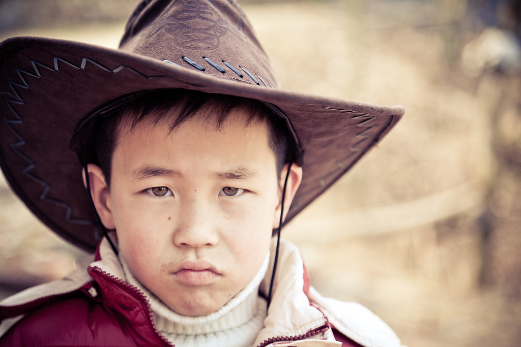 Young Cowboy - Spring Festival 2011
