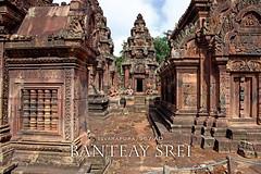 Banteay srei (屌良) Tags: angkorwat banteaysrei 柬埔寨 吳哥窟 高棉 女皇宮 班蒂斯雷