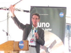 Bill Nye The Science Guy at Juno Tweetup