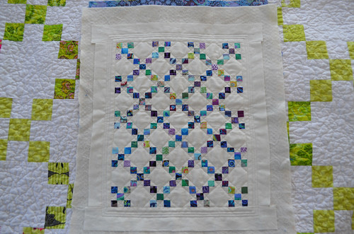 DQS11 - Quilting is done