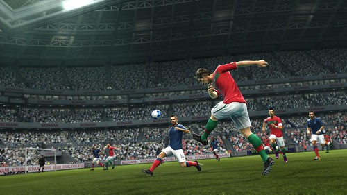 PES 2012 - Preview 7