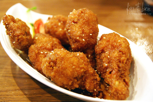 Fried Chicken, Min Sok Chon