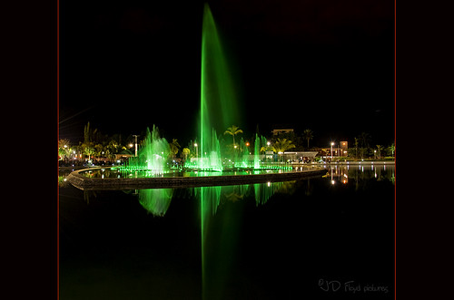 PerdanaPark fountain green800
