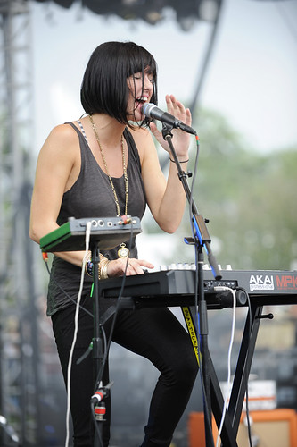 Phantogram by Dave Mead