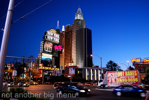 Las Vegas, Nevada - New York New York