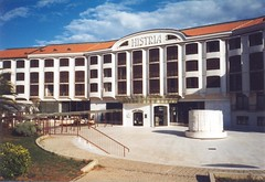 Hotel Histria (neeltjevanderweide) Tags: istri september1999 kroati