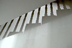 shadows and light (BigMs.Take) Tags: white black stairs grey design interiors shadows steps lifestyle bannisters railing decor bangladesh whitewashedwalls nikond300 mermaidgallerycaf