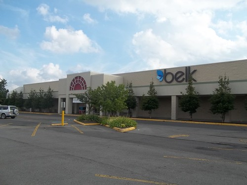 Belk, Wise, VA (2011-present look)