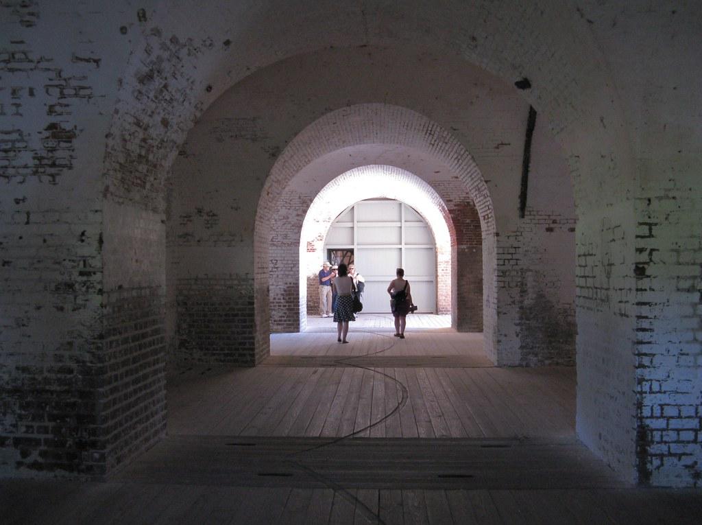 Cannon Hallway