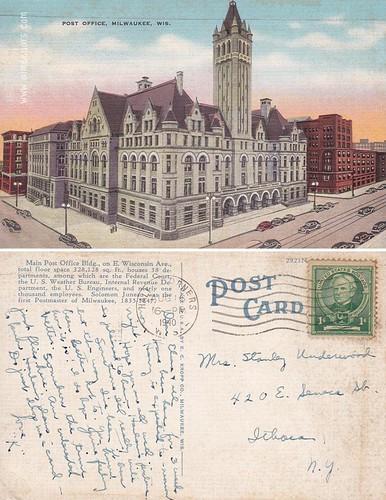 Milwaukee Post Office