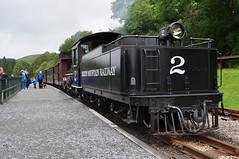 Brecon Beacons Mountain Railway (Richard.Crockett 64) Tags: southwales nationalpark steam locomotive brecon beacons baldwin narrowgauge 1930 mountainrange mountainrailway 2011 bannaubrycheiniog philadelphiaclass