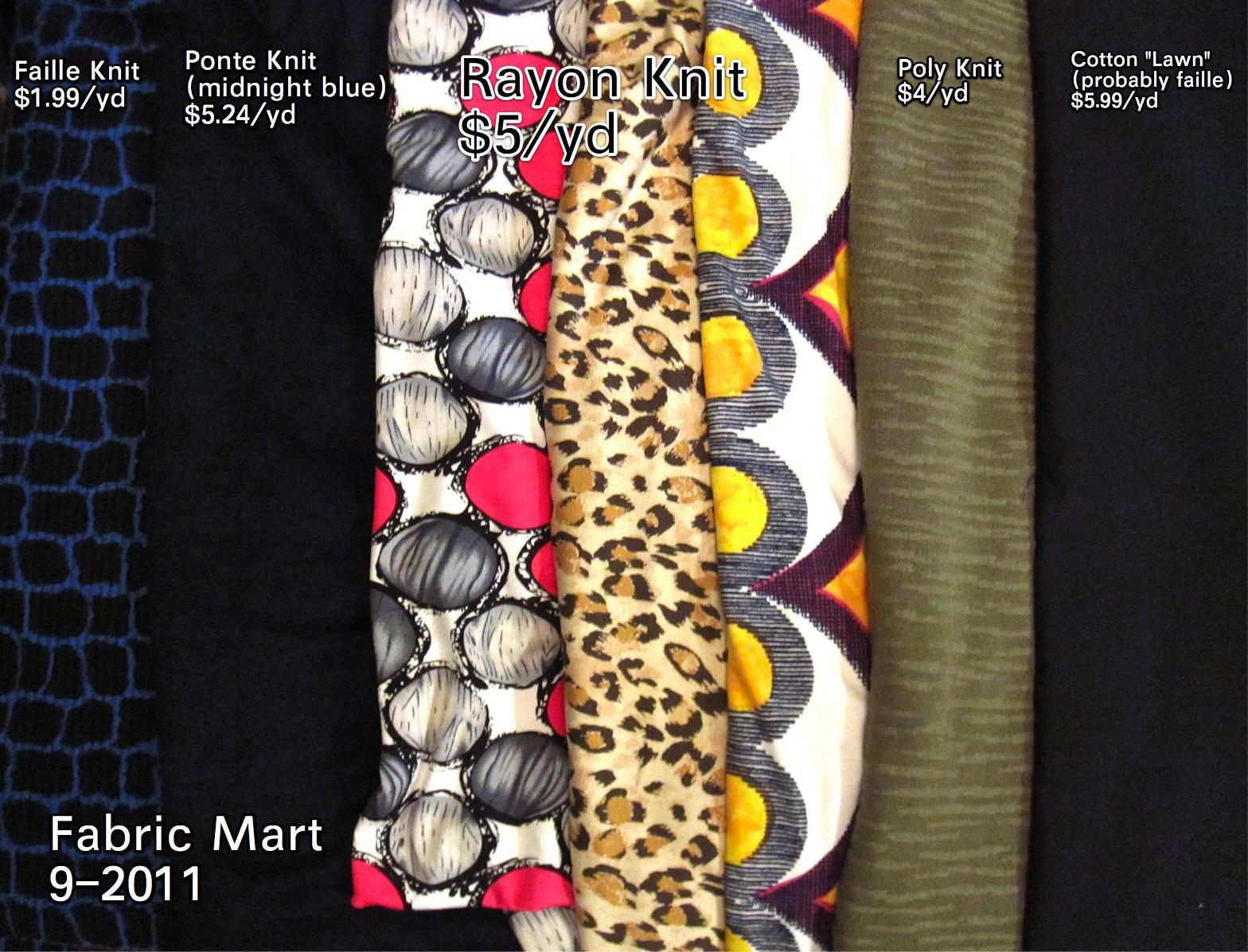 Fabric Mart 9-2011-1