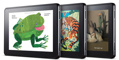 Amazon Kindle Fire tablet release date and price
