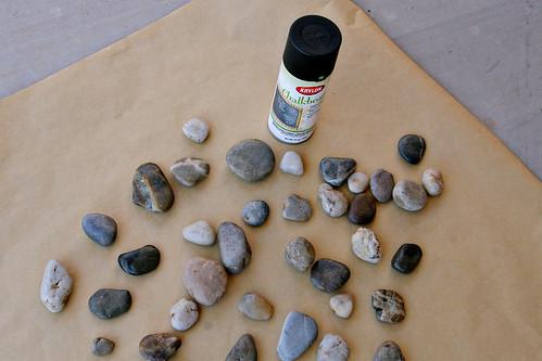 Chalkboard Rocks 9