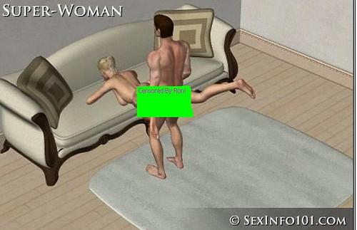 superowman paint