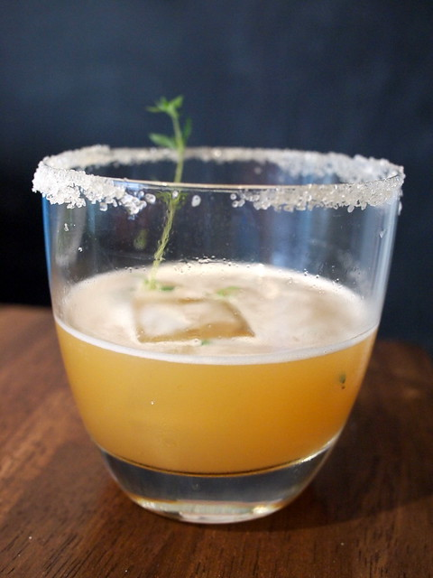 It's about Thyme, Sidecar