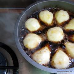 Pear Tarte Tatin (Andreea - www.onfoodandwine.com) Tags: recipes blog food dinner lunch brunch vegetarian meat brussels wwwonfoodandwinecom blogging foodphotography