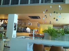 おしゃれなカフェ ネスカフェ原宿の写真