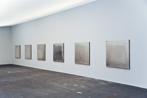 Jacob Kassay: Untitled, 2011 / Art Unlimited / Art Basel 42