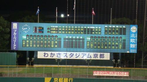 2011/06 女子プロ野球 前期16回戦 #02