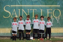 Saint Leo Soccer Camp 2011