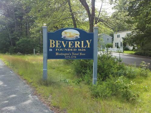 I biked here!