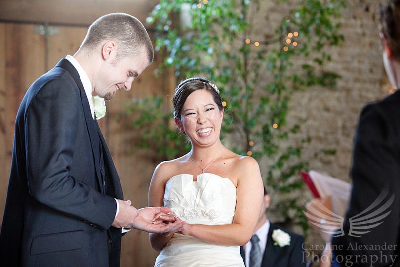 Cripps Barn Wedding Photographer 20