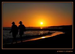 Ens anem, que ja cau el sol (Explore, Jul. 01, 2011) (Perikolo) Tags: sunset sol beach atardecer playa menorca platja sonbou parella capvespre passejant alaior mygearandme mygearandmepremium mygearandmebronze geomenorcaonlythebest