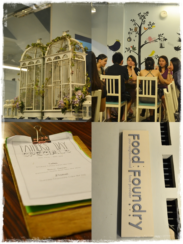 Food Foundry @ Happy Mansion