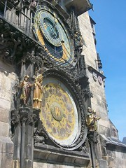 Astronomical Clock, April (ancoras) Tags: clock photography europe republic czech prague astronomical
