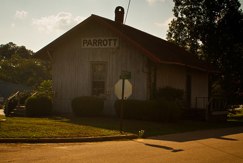 Welcome to Parrott, GA