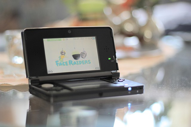 My sweet black Nintendo 3DS