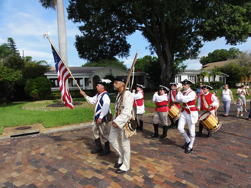 Fife and Drum band,