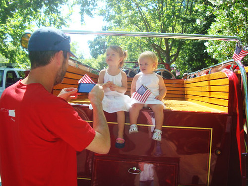 Fourth of July Calistoga Parade
