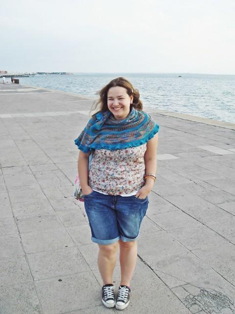 Platamon shawl