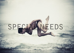 Special Needs (I am Frank.) Tags: canon frank typography eos am jump mark special ii 5d mm needs 50 i