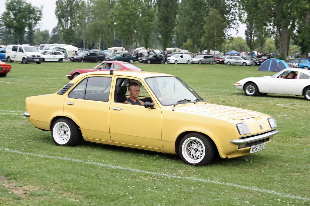 1981 Vauxhall Chevette L by Trigger's Retro Road Tests! , on Flickr