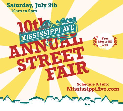 2011 Mississippi Avenue Street Fair, Portland, Oregon