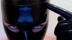 Avatar (SisterMyster) Tags: fetish mask orgasm rubber latex russian catsuit boule masque fetiche harnais gazmask caoutchouc fetichisme orgasme westwardbound gagball libidex blackstyle billon