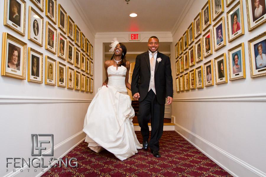 Trina Amp Shawn S Wedding Wimbish House Atlanta Women S