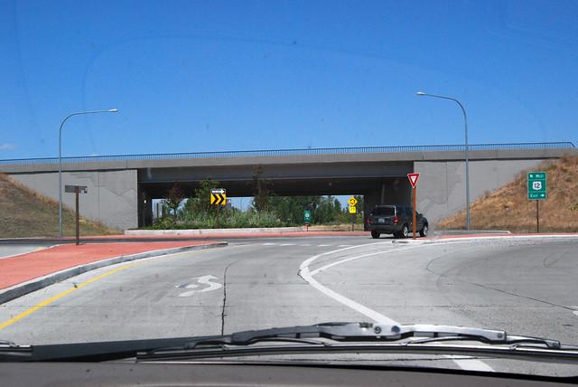 SR 125 spur @ US 12