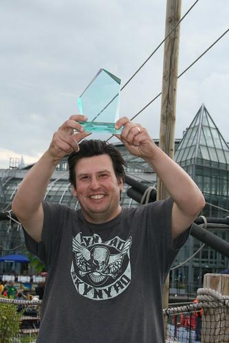Sean Homer - 2011 British Matchplay Champion