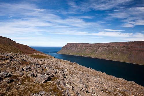 Suðureyri Harbor