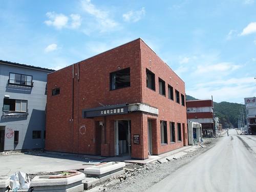 大槌町立図書館 201107.09