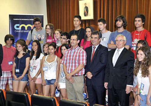 Campus científicos de verano 2